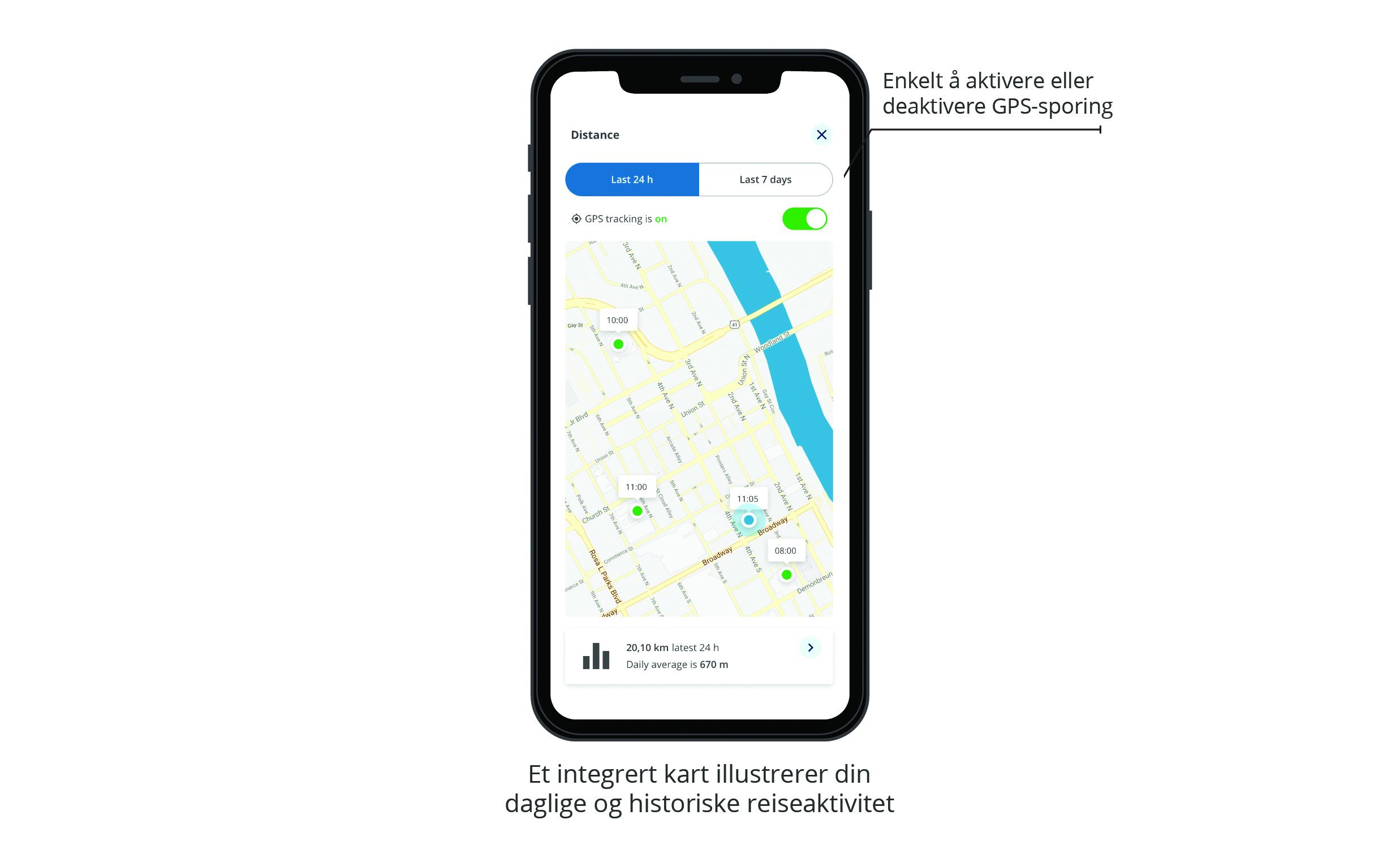 MyPermobil - GPS Map_NO